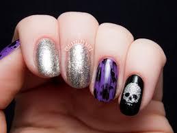 skull nail ideas