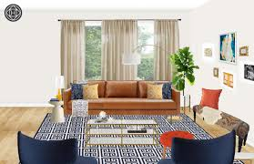 Eclectic Living Room Decorating Ideas Pictures Eclectic Living Room Design With Havenly