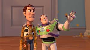 Buzz Lightyear Memes - woody and buzz lightyear everywhere widescreen meme generator
