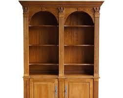 Provincial Bookcase French Provincial Furniture Custom Time Worn By Europeanflairhome