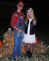 Chucky Halloween Costumes Girls Chucky Costume Custom Child Sized Good Acryliclovely