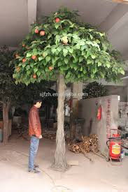 indoor decorative trees for the home fake lemon tree fake lemon tree suppliers and manufacturers at