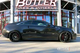 cadillac cts sport coupe cadillac cts v coupe with 20in xo milan wheels exclusively from