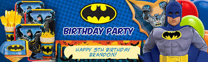 batman party ideas batman birthday party ideas party at birthday in a box