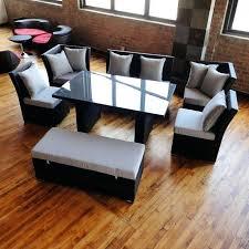 Patio Furniture Sets Walmart by Black Wicker Patio Furniture U2013 Wplace Design