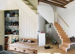 cuisine sous escalier meubles sous escalier sur mesure et idées d aménagement alternatif