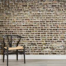 brick wallpaper realistic brick effect wall murals murals