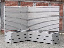 sichtschutz balkon grau die besten 25 balkon sichtschutz grau ideen auf