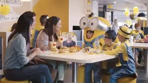 mcdonald s launches new family box with despicable me 3 orientated