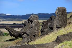 Easter Island Map Easter Island Statues Culture And History