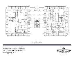 embassy suites floor plan waterview corporate center in parsippany nj mack cali