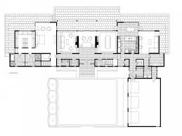 House Plans Courtyard Mid Century Modern Floor Plans Home Image With Remarkable Mid