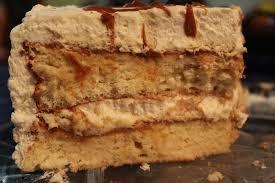 sarah says austin tres leches cake with dulce de leche