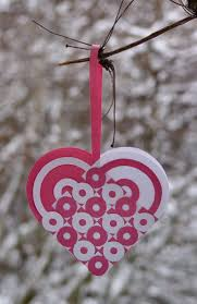 117 best danish christmas paper hearts images on pinterest paper