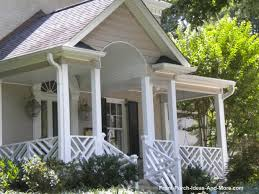 Front Porch Banisters Wood Deck Railings Porch Railing Designs Wood Balusters