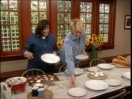ina garten entertaining ina garten sets a table for a kitchen clambake ina garten