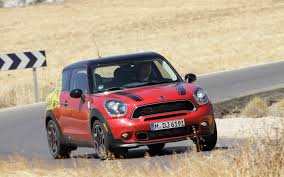 2014 mini cooper s paceman all4 prototype first drive motor trend