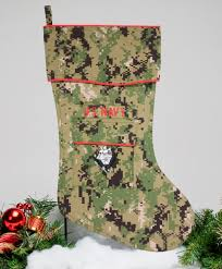 camo christmas u s navy christmas new nwu iii camo by camosock