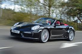 porsche 911 price 2016 new porsche 911 turbo cabriolet 2016 review auto express