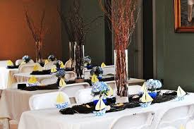 Nautical Table Decorations Nautical Baby Shower Decorations For Home Baby Gear Gallery