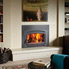 Wood Fireplace Insert by Wood Burning Inserts Long Island Ny Beach Stove