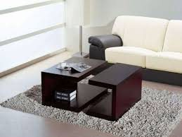 coffee table small glass coffee table modern 102 small modern