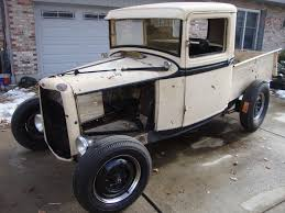 Vintage Ford Truck Australia - 1932 ford truck pickup rod street rod deuce steel vintage 32