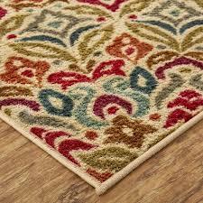 mohawk home strata jerada multicolor area rug 5 u0027 x 8 u0027 free