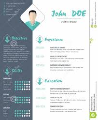 Resume Templates Creative  cover letter creative resumes templates