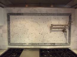 tiles backsplash peel and stick stone tile backsplash white