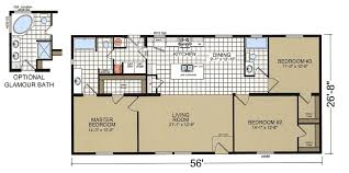 champion manufactured homes floor plans champion new beginning 4563b ziegler homes