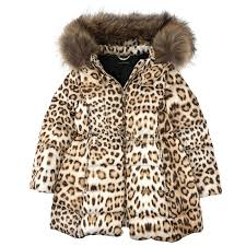roberto cavalli kids winter coat designer kids clothes