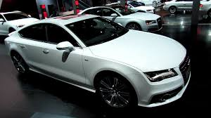what is s line audi 2013 audi a7 tdi s line exterior and interior walkaround 2013