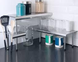 étagère à poser cuisine etagères d angle pour la cuisine becquet