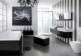 black white design bathroom designs sets wallpaper chevron floor damask small