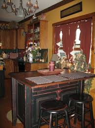 primitive kitchen island 21 best primitive kitchen islands images on primitive