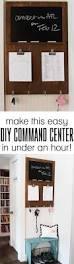 Diy Home Center by Quick Build Diy Command Center