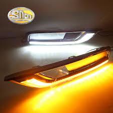 2016 honda crv fog lights sncn led daytime running light for honda crv cr v 2015 2016 car
