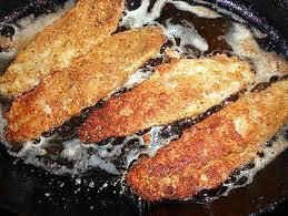 cuisiner le merlan recette de filets de merlan panés par jeanmerode