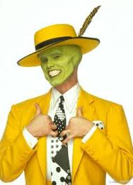 The Mask Costume Jim Carrey In The Mask Elokuvat Films Leffat Movies Tv Series