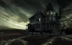 scary halloween desktop wallpaper helloween scary haunted houses desktop wallpaper have hair raising