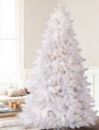 pre lit christmas tree sale 15 cool ways to decorate a white christmas tree shelterness