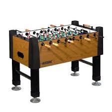 md sports 54 belton foosball table reviews carrom signature foosball table burr oak 525 00 reviews