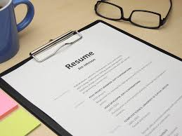 Chronological Sample Resume by Chronological Resume Example