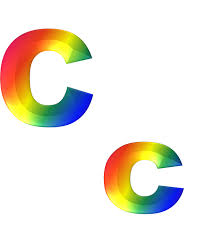 free illustration letter c 3d abc alphabet free image on