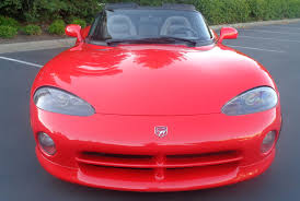 Dodge Viper 1994 - found a 1994 dodge viper is history worth preserving u2022 gear patrol