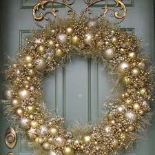 Front Door Decorations For Winter - best holiday front door decorations products on wanelo