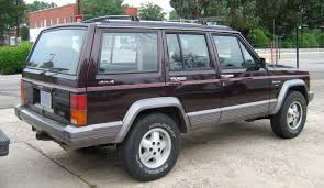 classic jeep interior file jeep cherokee xj 4d laredo burgundy sop rr jpg wikimedia