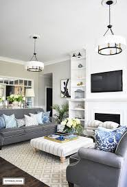 best 25 grey sofas ideas on pinterest grey sofa decor lounge 20 fresh ideas for decorating with blue and white