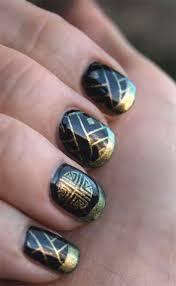 stunning chinese symbol u0026 flower nail art designs u0026 ideas 2014